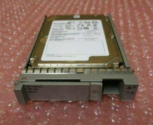 "Cisco Seagate UCS 600GB 2.5"" SAS 6GB/s 10k 32MB Hard Drive HDD A03-D600GA2"